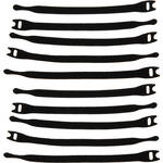 Aladdin Touch Fastener Cable Ties (10-Pack)