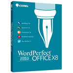 Corel WordPerfect Office X8 Home & Student Edition (Download)