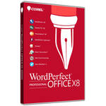 Corel WordPerfect Office X8 Professional Edition Upgrade (Download)