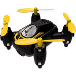 Riviera RC Micro Quadcopter Wi-Fi Drone with 3D App (Black)