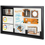 "Christie FHQ552-T 55"" UHD Touchscreen LCD Display"