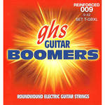 GHS T-GBXL Reinforced Boomers Extra Light Electric Guitar Strings (6-String Set, 9 - 42)
