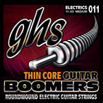 GHS TC-GBM Thin Core Boomers Medium Electric Guitar Strings (6-String Set, 11 - 50)
