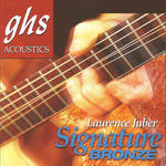 GHS LJ11 Laurence Juber Signature Bronze Acoustic Guitar String (Single String, .011)