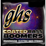 GHS CB-DYB55 Coated Bass Boomers Roundwound Electric Bass String (Single String, Long Scale, .055)