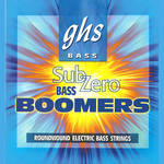 GHS CR-DYB40 Sub-Zero Bass Boomers Roundwound Electric Bass String (Single String, Extra Long Scale, .040)