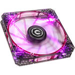 BitFenix Spectre Pro 140mm LED Case Fan (Purple LEDs, Black Frame)