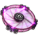 BitFenix Spectre Pro 200mm LED Case Fan (Purple LEDs, Black Frame)