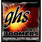 GHS DYB75X Bass Boomers Roundwound Electric Bass String (Single String, Extra Long Scale, .075)