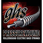 GHS PWB128 Pressurewound Rollerwound Electric Bass Strings (Single String, Universal Long Scale, .128)