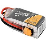 Tattu 75C LiPo Battery Pack (1550mAh, 14.8V, 4S1P)