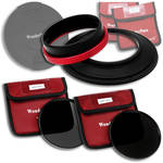FotodioX WonderPana 145 Core Unit Kit for Tokina 16-28mm Lens with 145mm Solid Neutral Density 1.2 and 145mm Solid Neutral Density 1.5 Filters