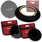 FotodioX WonderPana 145 Core Unit Kit for Canon TS-E 17mm Lens with 145mm Solid Neutral Density 1.2 and 145mm Solid Neutral Density 1.5 Filters
