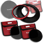FotodioX WonderPana 145 Core Unit Kit for Sigma 12-24mm Lens with 145mm Solid Neutral Density 1.2 and 145mm Solid Neutral Density 1.5 Filters