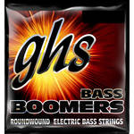 GHS 5M-C-DYB Medium, High C Bass Boomers Roundwound Electric Bass Strings (5-String Set, Extra Long Scale, 30 - 100)