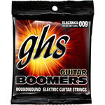 GHS GBXL Boomers Roundwound Extra Light Electric Guitar Strings (6-String Set, 9 - 42)