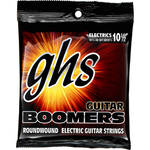 GHS GB10 1/2 Boomers Roundwound Light+ Electric Guitar Strings (6-String Set, 10.5 - 48)