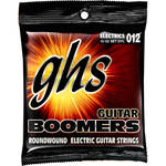 GHS DYL Light Boomers Wound 3rd Roundwound Electric Guitar Strings (6-String Set, 12 - 52)