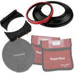 "FotodioX WonderPana FreeArc Core Unit Kit for Nikon 14mm Lens with 6.6"" Holder Bracket"