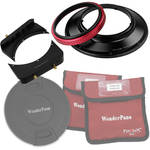 "FotodioX WonderPana FreeArc Core Unit Kit for Olympus 7-14mm Lens with 6.6"" Holder Bracket"
