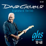 GHS GB-DGF Boomers David Gilmour Signature Blue Electric Guitar Strings (6-String Set, 10 - 48)