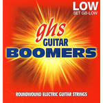 GHS GB-LOW Boomers Low Tuned Electric Guitar Strings (6-String Set, 11 - 53)