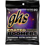 GHS CB-GBH Heavy Coated Boomers Roundwound Electric Guitar Strings (6-String Set, 12 - 52)