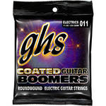 GHS CB-GBM Medium Coated Boomers Roundwound Electric Guitar Strings (6-String Set, 11 - 50)