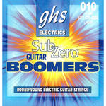 GHS CR-GBL Sub-Zero Boomers Electric Guitar Strings (6-String Set, 10 - 46)