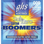 GHS CR-GBXL Sub-Zero Boomers Electric Guitar Strings (6-String Set, 9 - 42)