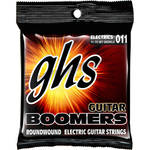 GHS GBZWLOW Boomers Heavyweight Low Tuned Electric Guitar Strings (6-String Set, 11 - 70)