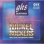 GHS R+EJM Nickel Rockers Eric Johnson Signature Medium Rollerwound Electric Guitar Strings (6-String Set, 11 - 52)