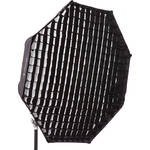 "Interfit Heat-Resistant Octabox with Grid (48"")"