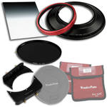 "FotodioX WonderPana FreeArc Core Unit Kit for Nikon 14mm Lens with 145mm Solid Neutral Density 1.2 and 6.6 x 8.5"" Hard-Edge Graduated Neutral Density 0.9 Filters"