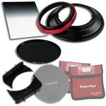 "FotodioX WonderPana FreeArc Core Unit Kit for Rokinon/Samyang 14mm Lens with 145mm Solid Neutral Density 1.2 and 6.6 x 8.5"" Soft-Edge Graduated Neutral Density 0.9 Filters"