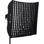 "Interfit Heat-Resistant Square Softbox with Grid (36 x 36"")"