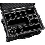 Jason Cases Hard Travel Case for Blackmagic URSA Kit (Black Overlay)