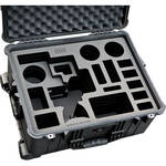 Jason Cases Hard Case with Wheels for Sony FS5 Camera Kit