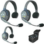 Eartec UL3S UltraLITE 3-Person Headset System (USA)