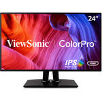 "ViewSonic VP2468 24"" 16:9 SuperClear IPS Monitor"
