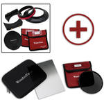 "FotodioX WonderPana FreeArc Core Unit Kit for Sigma 20mm Art Lens with 145mm Solid Neutral Density 1.2 and 6.6 x 8.5"" Soft-Edge Graduated Neutral Density 0.9 Filters"