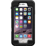 URGE Basics Waterproof Case for iPhone 6 Plus/6s Plus (Black)
