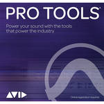 Avid Pro Tools 1-Year Software Updates & Support Plan Renewal for Perpetual License (Student/Teacher, Download)