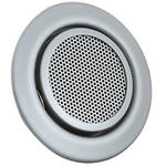 MOBOTIX SpeakerMount with Integrated Speaker for FlexMount Camera (Matte Chrome Finish)