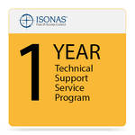 Isonas Annual Technical Support Service Program (1-Year)
