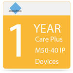 Milestone Care Plus for Husky M50 (1-Year, 40 IP Devices)
