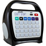 HamiltonBuhl Juke24 Portable Digital Jukebox with CD Player and Karaoke Function (Black and Gray)