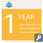 Milestone Care Premium for Husky M30/M50 (1-Year, 1 IP Device)