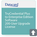 DATACARD TruCredential Plus to Enterprise Edition Software 200-User Upgrade License