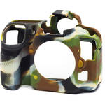 easyCover Silicone Protection Cover for Nikon D500 (Camouflage)